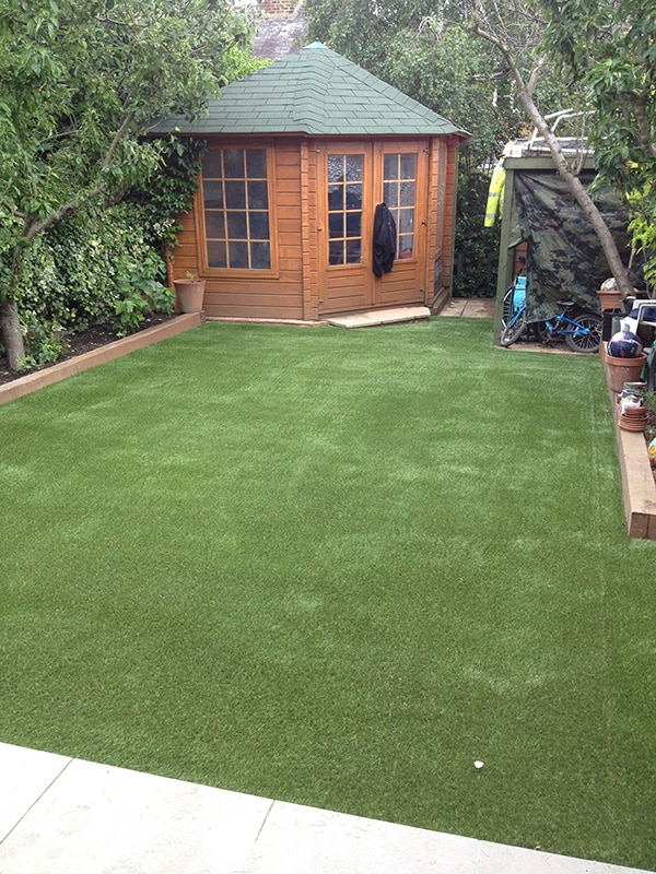 Why the Artificial Grass in London Is Always Greener