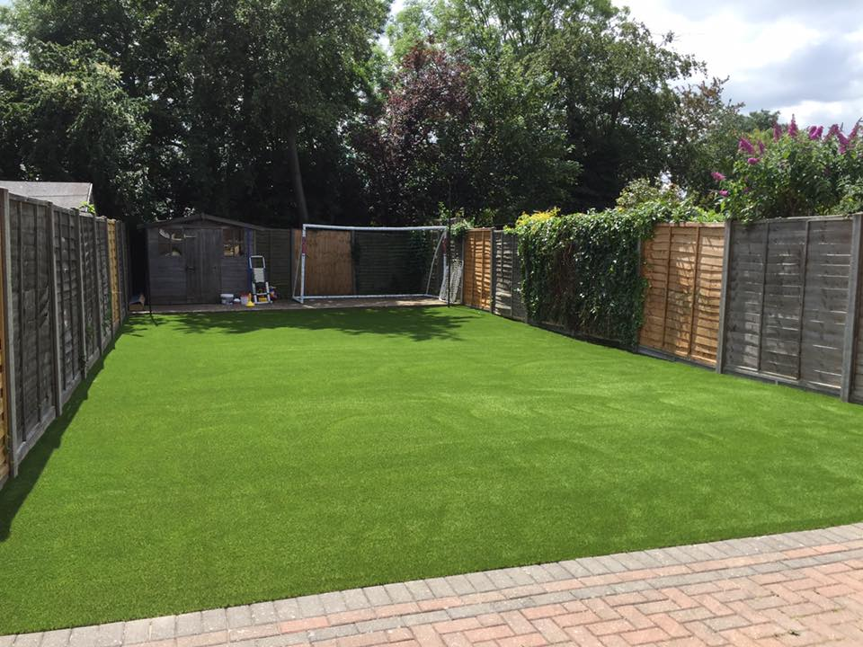 Time for Artificial Grass?