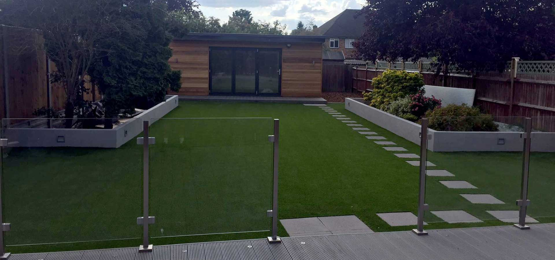 Artificial Grass Installers London
