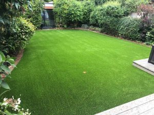 Artificial Grass Project 51 After